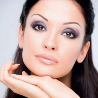 Izyskannyj nezhnyj makijazh v pastel'nyh tonah 44 foto_9