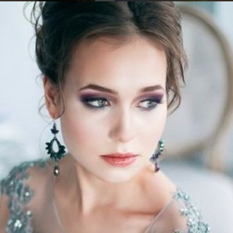 Makijazh dlja zelenyh glaz 34 foto novinki_5