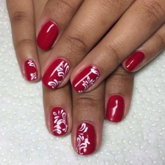 Дизайн ногтей шлак 2016-2017