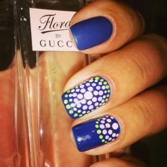 Модный дизайн ногтей 2016-2017 фото