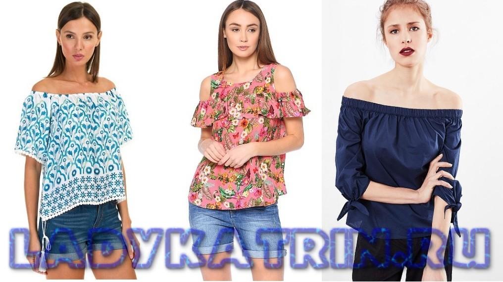 Modnye bluzki rubashki 2018 (2)