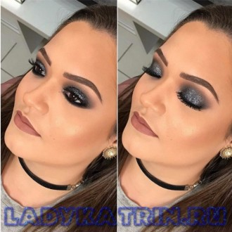 Modnyj makijazh vesna-leto 2019  (18)
