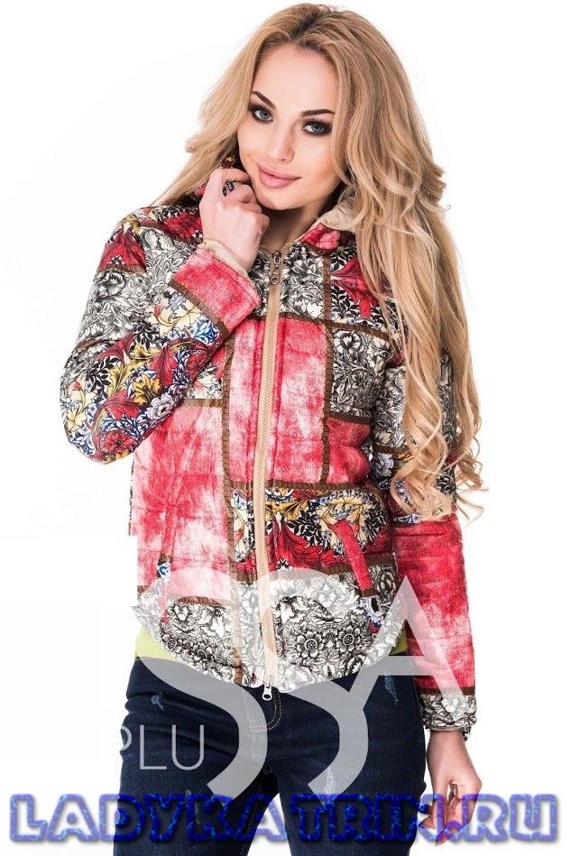Стильные зимние куртки в магазине ИссаПлюс